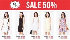 Sea Collection khuyến mãi Big Sale 4/2016 – giảm giá đến 50%