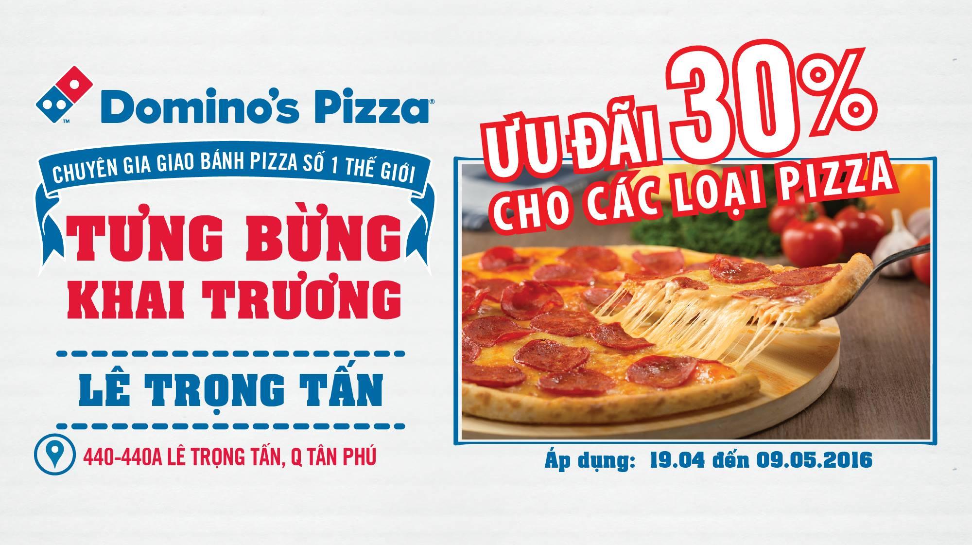 dominos-pizza-le-trong-tan-khuyen-mai-khai-truong-giam-gia-30-pizza