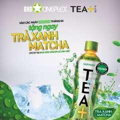 [TPHCM] BHD Star Vincom Lê Văn Việt tặng Trà xanh Matcha miễn phí