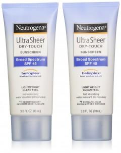 [Khách hàng đánh giá] Neutrogena Ultra Sheer Dry Touch Sunscreen