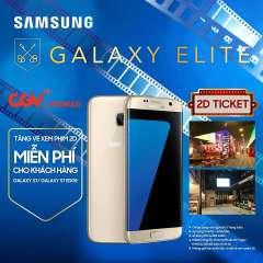 CGV tặng 16,800 vé xem phim miễn phí cho người dùng Galaxy