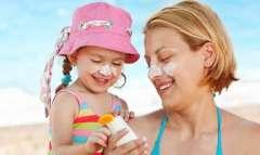 Kem chống nắng nào tốt cho bé?