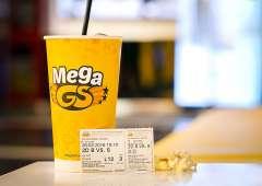 Ưu Đãi Giá Shock - Combo Vé Xem Phim (Ghế VIP, Couple) + Nước Ngọt  Mega GS Cinemas giá chỉ 77k