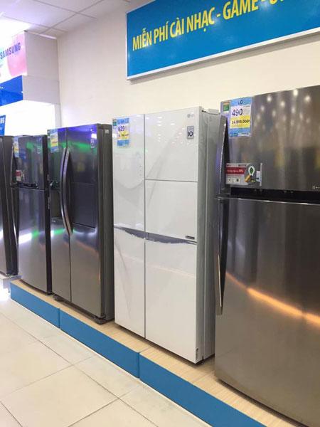 Cách chọn mua tủ lạnh side by side dành cho gia đình