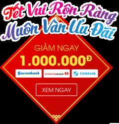 Sắm Tết tại Nguyễn Kim - nhận ngàn ưu đãi bất ngờ!