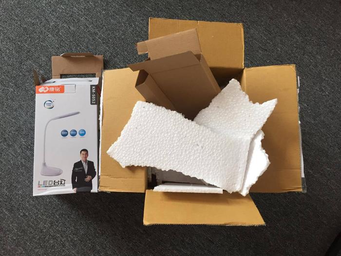 Đóng gói sản phẩm cẩn thận, bọc cả ngoài lẫn trong