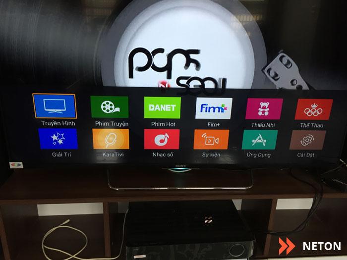 FPT playbox là sản phẩm giải trí cho tất cả mọi người