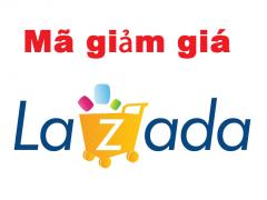 Mã giảm giá Lazada - Coupon giảm 10% dùng được cho mọi đơn hàng