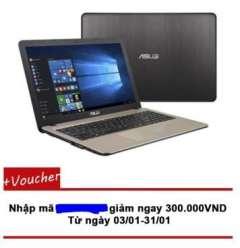 Rẻ hơn 1.8 triệu Laptop Asus X541UV-GO607 Core i5 ram 4G 15.6inch tại Lazada