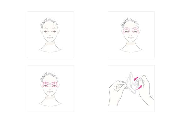cách sử dụng mặt nạ ngủ Laneige