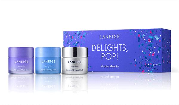 Tất tần tật cách sử dụng mặt nạ ngủ Laneige cả 3 loại cho mặt, môi và mắt