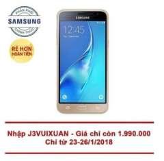 [Duy nhất hôm nay] Mã giảm giá 500k Samsung Galaxy J3 LTE (vàng) tại Lazada
