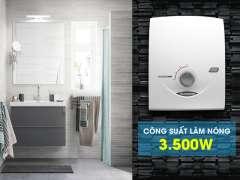 Giá giảm sập sàn, bình nước nóng trực tiếp Ariston SB35E-VN-3500W chỉ còn 1.489.000đ