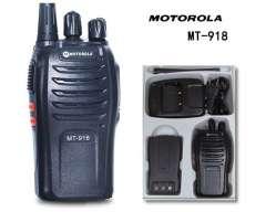 Bộ 4 Máy bộ đàm Motorola MT-918 giảm 54% giá chỉ 1227k( BH12 tháng)