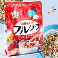 Ngũ cốc Calbee Nhật Bản 800g sale 32% giá 168.000đ( rẻ nhất thị trường)