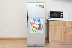 Ưu đãi 30%, tủ lạnh Aqua AQR-S189DN-SS (165L) trên Tiki có giá rẻ nhất thị trường