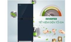 Voucher 400k cho tủ lạnh Toshiba Inverter GR-M28VUBZ(UB) 226L