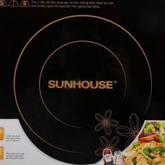Tặng voucher 50k + nồi lẩu đi kèm khi mua Bếp Điện Từ Sunhouse SHD6800