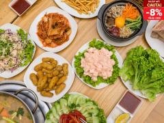 [Hà Nội] Buffet lẩu nướng Korean BBQ ăn thỏa thích chỉ với 128k( Áp dụng cho cả lễ, tết)