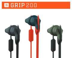 Sale 60% Tai Nghe Nhét Tai JBL Grip 200 giá chỉ 299k( Hàng chính hãng)