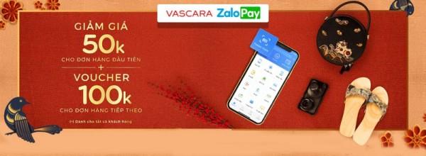 Mã giảm giá Vascara khuyến mãi HOT nhất tháng 3 tặng voucher 150k