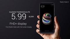 Hướng dẫn cách mua trả góp 0Đ Xiaomi Redmi Note 5