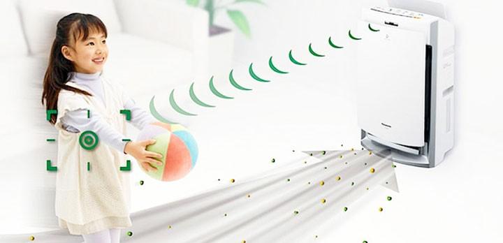 Có khả năng giảm tĩnh điện trong không khí
