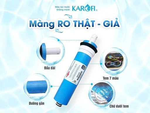 Có nên mua máy lọc nước Karofi hay không?
