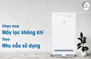 Eco248 - Địa chỉ cung cấp máy làm sạch không khí uy tín, chất lượng