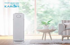Mua máy lọc không khí - Hành động bảo vệ sức khỏe cả gia đình