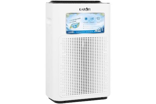 Thương hiệu máy lọc không khí Karofi được nhiều người tin tưởng