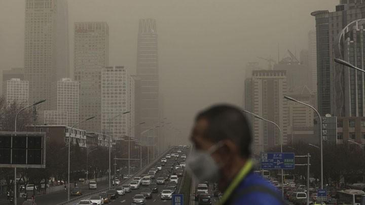 Thực trạng ô nhiễm nguồn không khí tại các thành phố lớn đang rất báo động