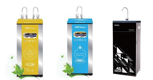 Máy lọc Aqua công nghệ hiện đại