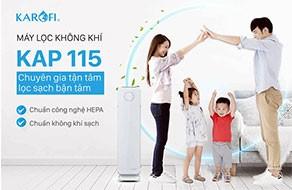 Nên mua máy lọc không khí gia đình hãng nào là tốt nhất?