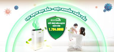 Eco248.com - Chuỗi Siêu Thị Lọc Nước & Không Khí Sạch Chính Hãng
