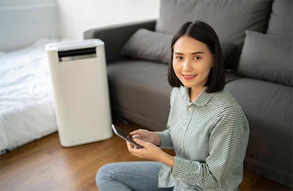 [Giải đáp] Máy lọc không khí có tốt không ?