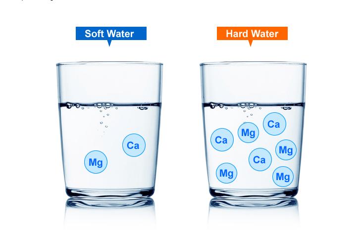 Nước cứng là nước như thế nào?