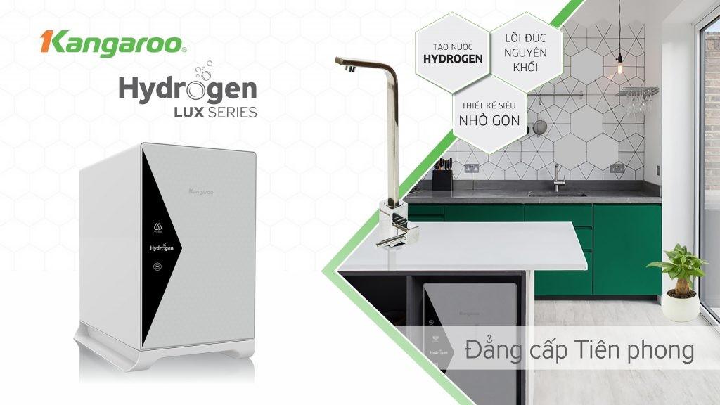 Máy lọc nước Kangaroo Hydrogen KG100HU