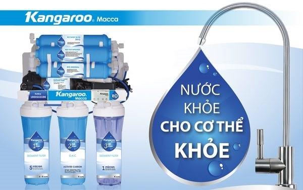 Máy lọc nước Kangaroo Macca KGMC09 - VTU