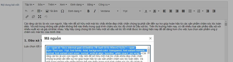Cách xóa định dạng bài viết khi soạn thảo? Chú ý quan trọng khi viết bài trên mạng