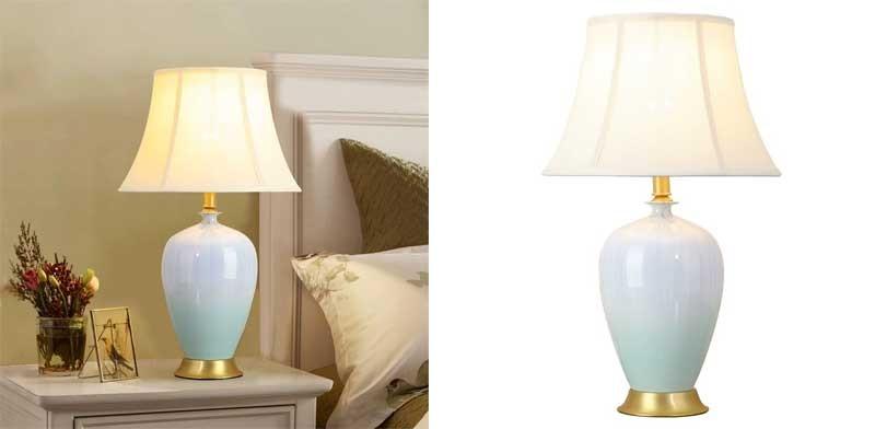 Đèn bàn LED - Đèn decor trang trí phòng ngủ