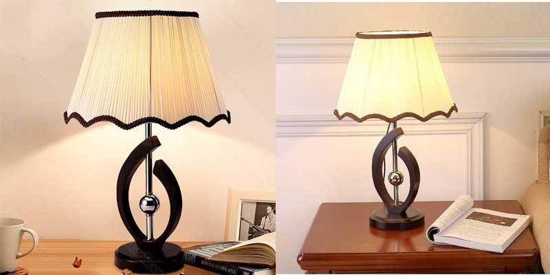 Đèn bàn đẹp, đèn ngủ để bàn đẹp, đèn LED để bàn giá rẻ