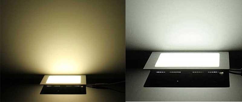 đèn led trần thạch cao