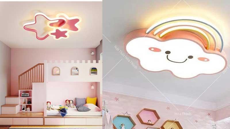 Đèn trang trí trần phòng trẻ em