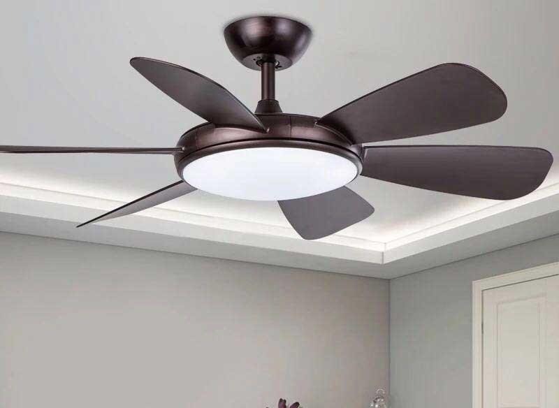 Quạt trần kèm đèn LED
