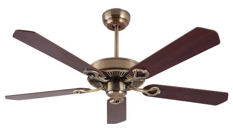 Quạt trần cánh gỗ Moutain Air HT-1507