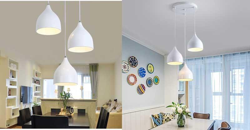 Đèn thả bàn ăn HTDT-05 - Đèn thả trang trí bàn ăn HTDT-05