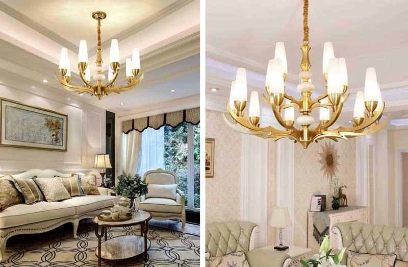 Đèn trần thả phòng ngủ Basic - Đèn thả phòng ngủ cổ điển