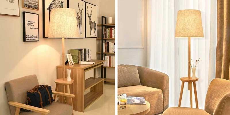 Đèn trang trí phòng khách chung cư, đèn trang trí chung cư phòng khách