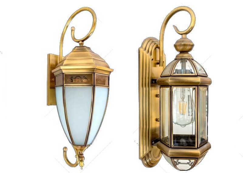 Đèn treo tường LED cao cấp - Đèn gắn tường trang trí cổ điển